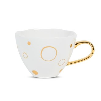 Urban Nature Culture Good Morning Cup Special Edition Circle Gold set van 2