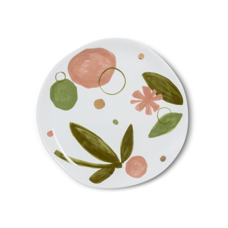 Urban Nature Culture-collectie Good Morning Plate Expressive