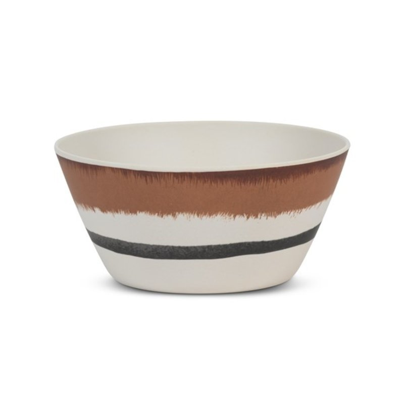 Urban Nature Culture-collectie Schaal bamboe 15 cm Vibration C