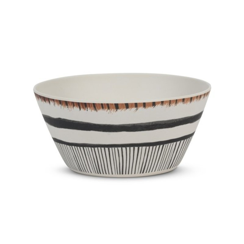 Urban Nature Culture-collectie Bowl bamboo 15 cm Vibration A