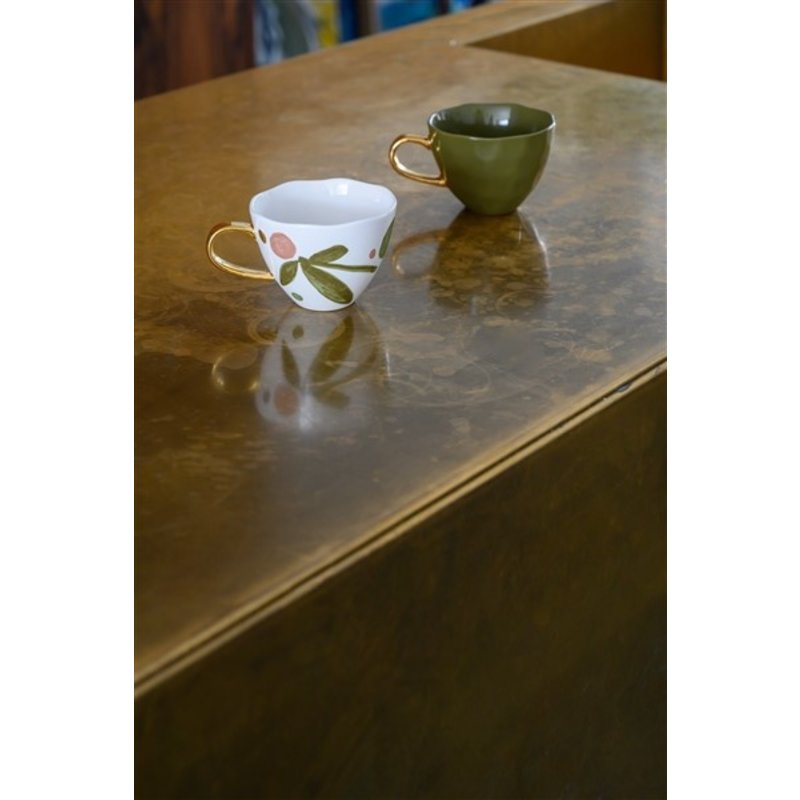 Urban Nature Culture-collectie Good Morning Cup dennengroen