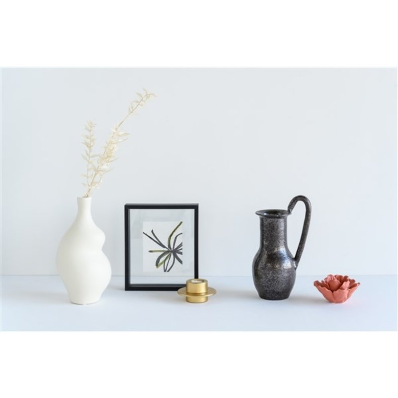 Urban Nature Culture-collectie Flower vase Silhouette M, off white