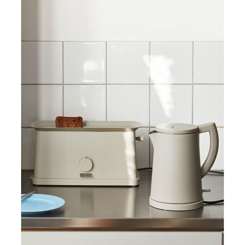 HAY-collectie Sowden Kettle waterkoker grijs