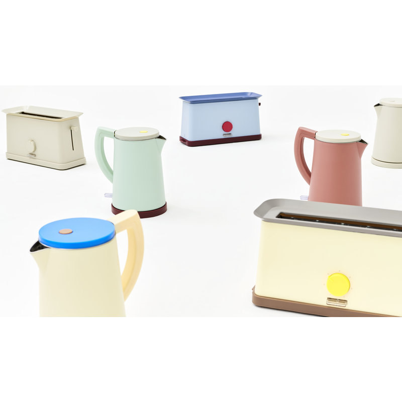 HAY-collectie Sowden Toaster broodrooster geel