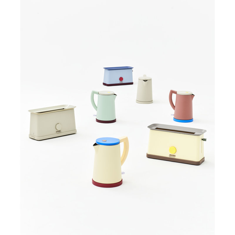 HAY-collectie Sowden Toaster broodrooster blauw