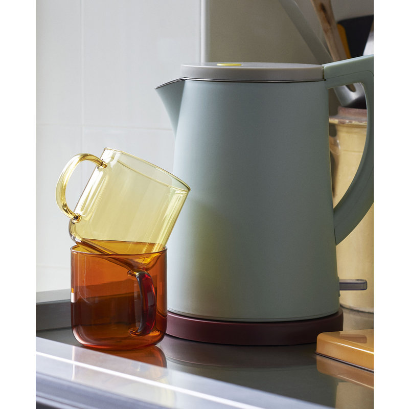 HAY-collectie Sowden Kettle waterkoker mint