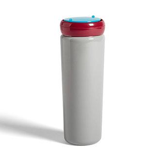 HAY Reis thermosbeker Grijs 0,5 liter