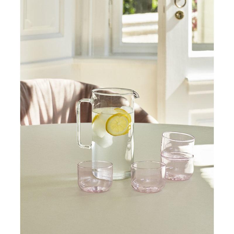 HAY-collectie Glass Jug Kan L 2 liter