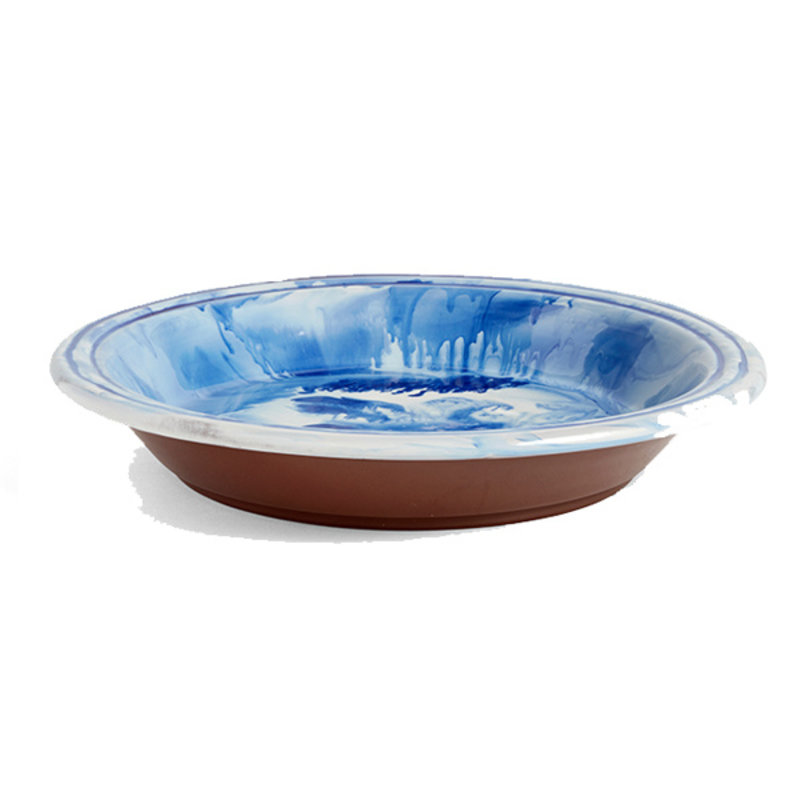 HAY-collectie Swirl Bowl blue