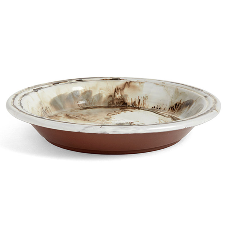 HAY-collectie Swirl Bowl brown