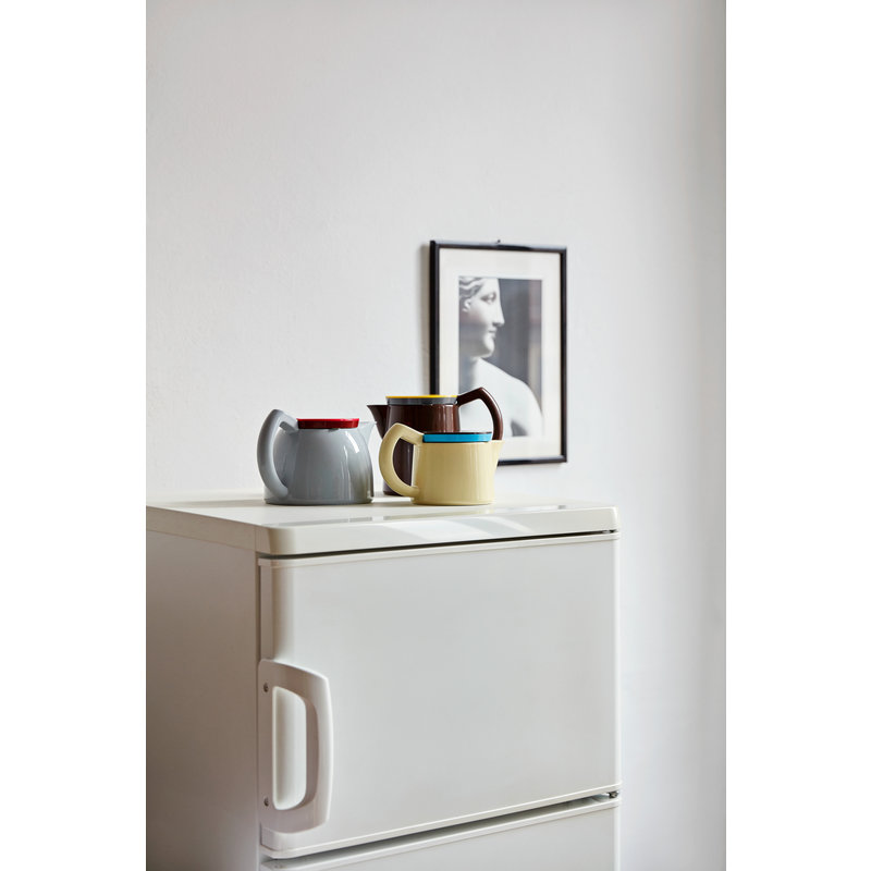 HAY-collectie Koffiekannetje lichtgeel 0,45 liter