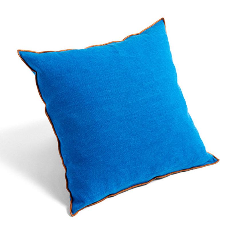 HAY-collectie Outline kussen Vivid blauw