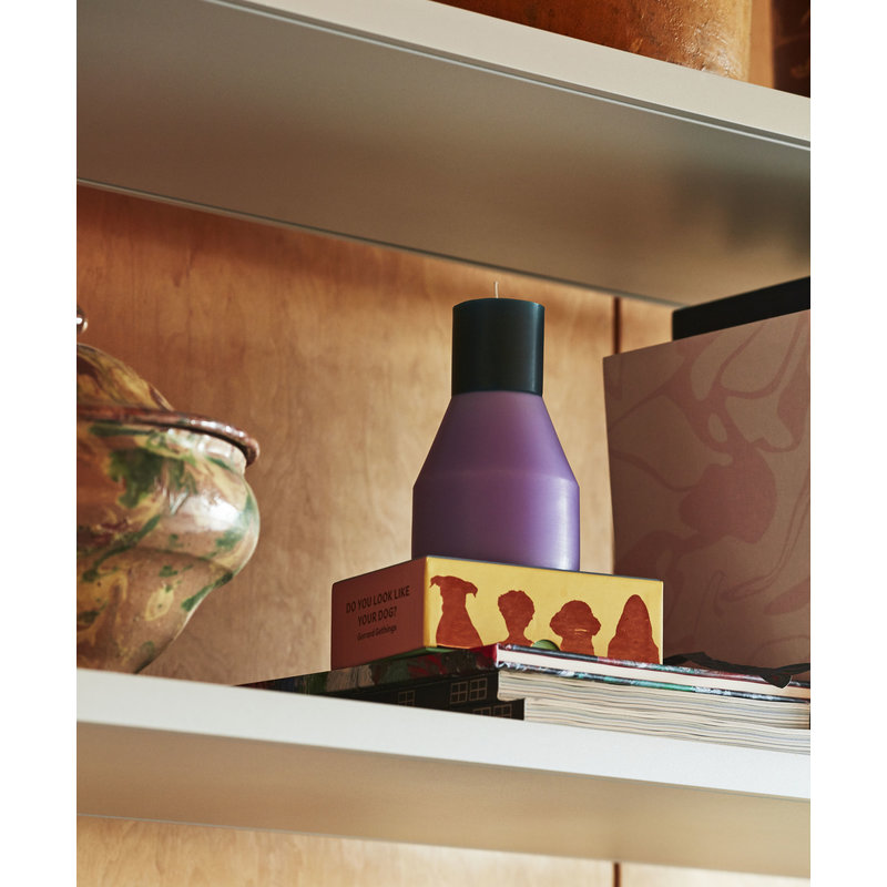 HAY-collectie Pillar Candle S Lavender