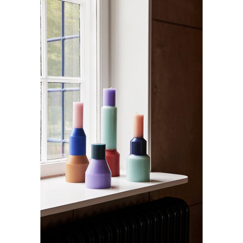 HAY-collectie Pillar Candle S Lavendel