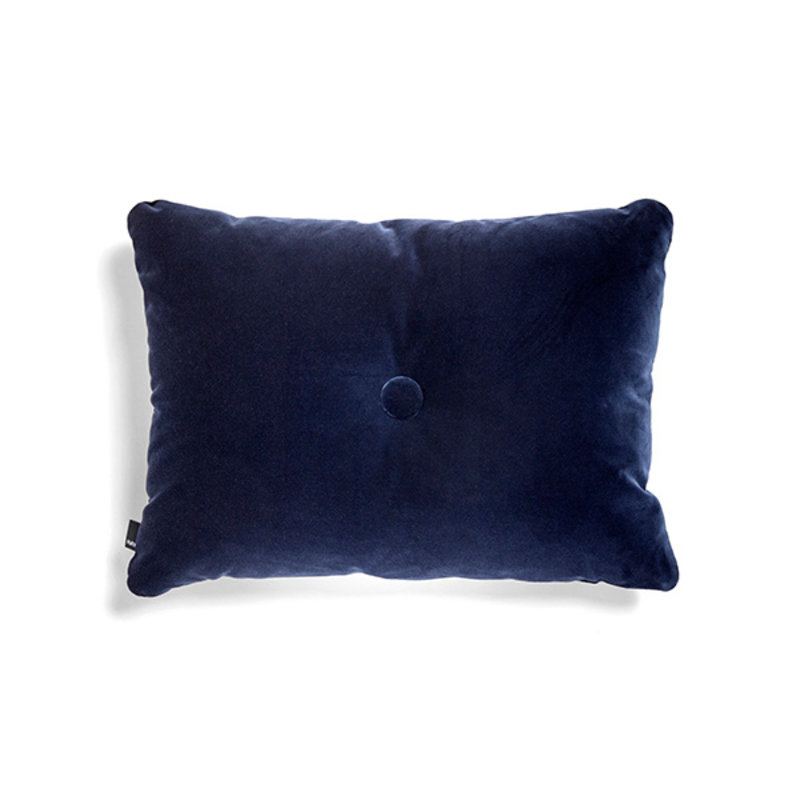 HAY-collectie Dot Cushion 1 dot SOFT Navy