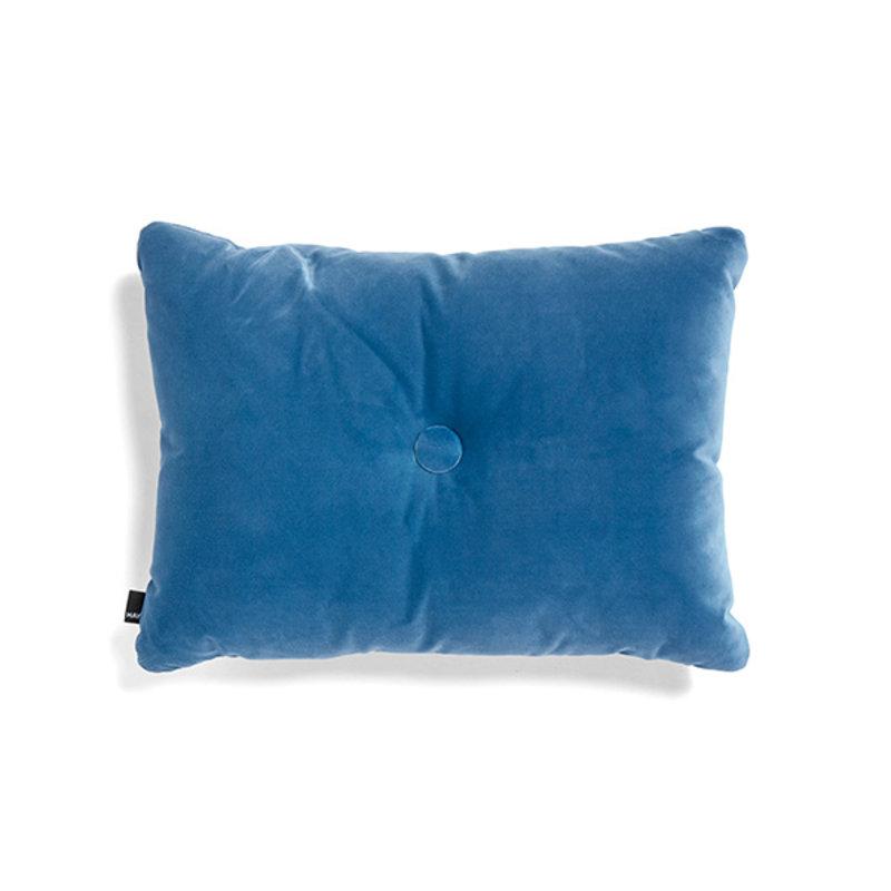 HAY-collectie Dot kussen 1 dot SOFT Blauw