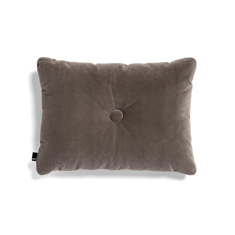 HAY-collectie Dot Cushion 1 dot SOFT Warm grey