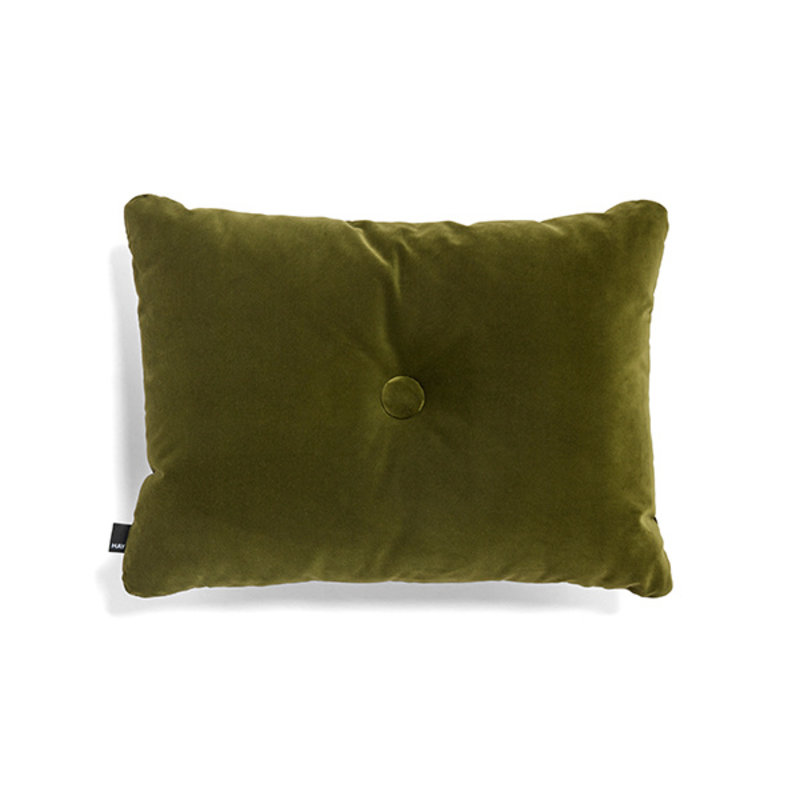 HAY-collectie Dot Cushion 1 dot SOFT Moss