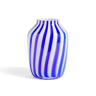 HAY Juice Vase High Blauw