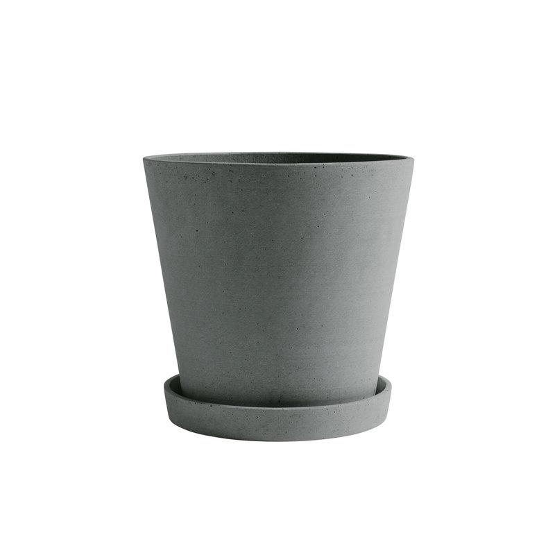 HAY-collectie Flowerpot With Saucer XXL Groen