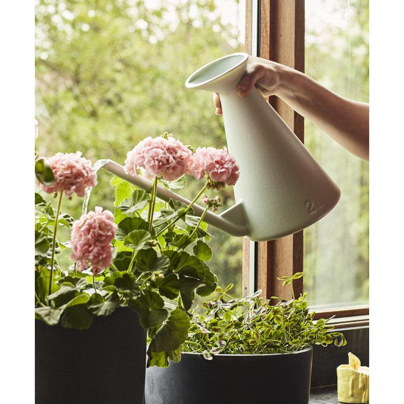 HAY-collectie Flowerpot with Saucer XXXL Black