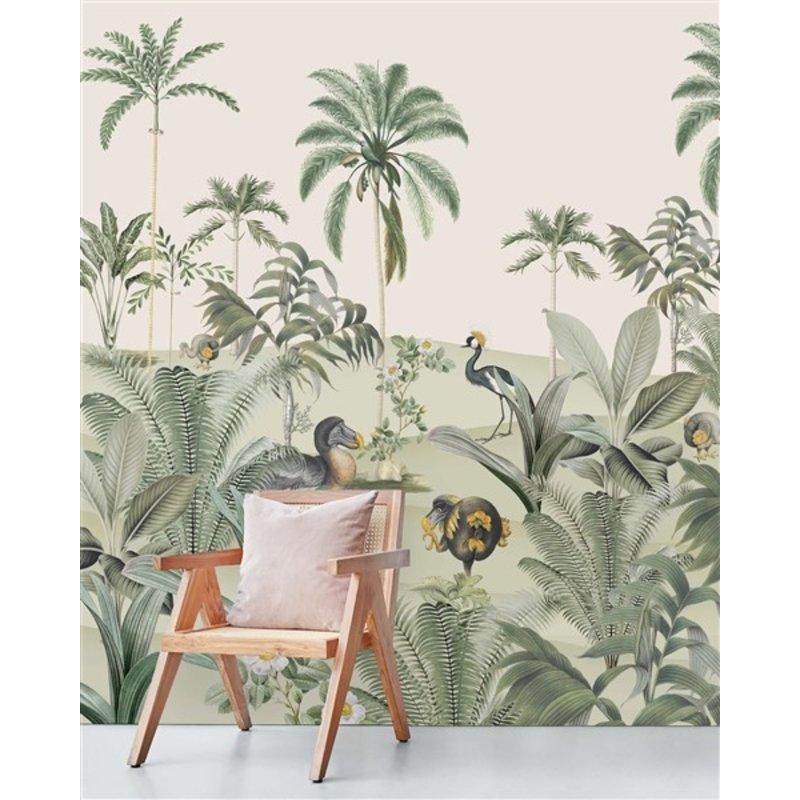 Creative Lab Amsterdam-collectie Dodo Oasis Wallpaper Mural