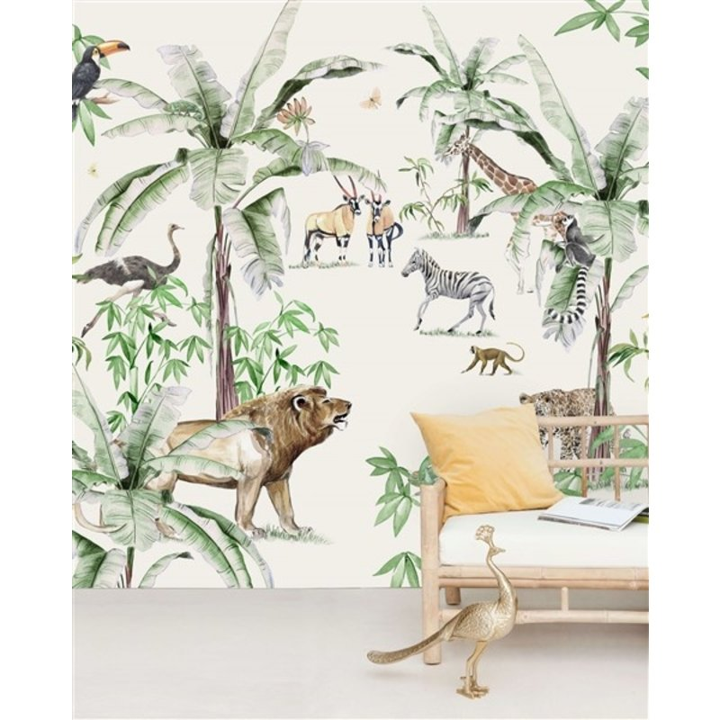 Creative Lab Amsterdam-collectie Just Another day Wallpaper Mural
