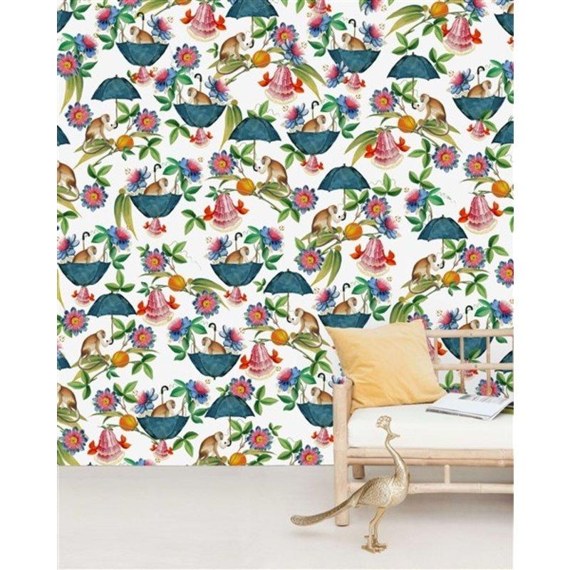 Creative Lab Amsterdam-collectie Mr Nilson Wallpaper Mural