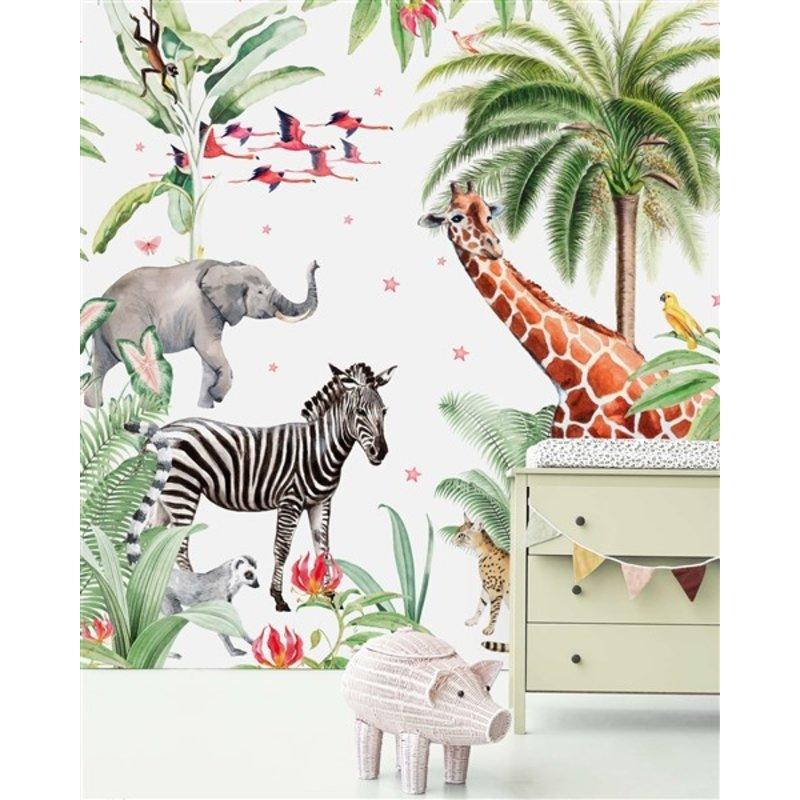 Creative Lab Amsterdam-collectie Yuki Wallpaper Mural