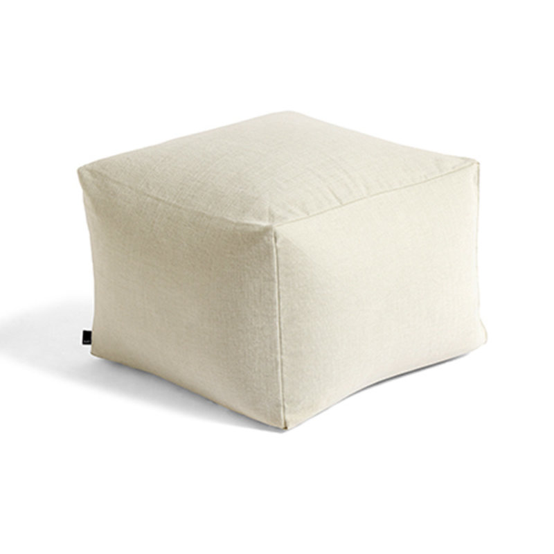 HAY-collectie Pouf Warm grey