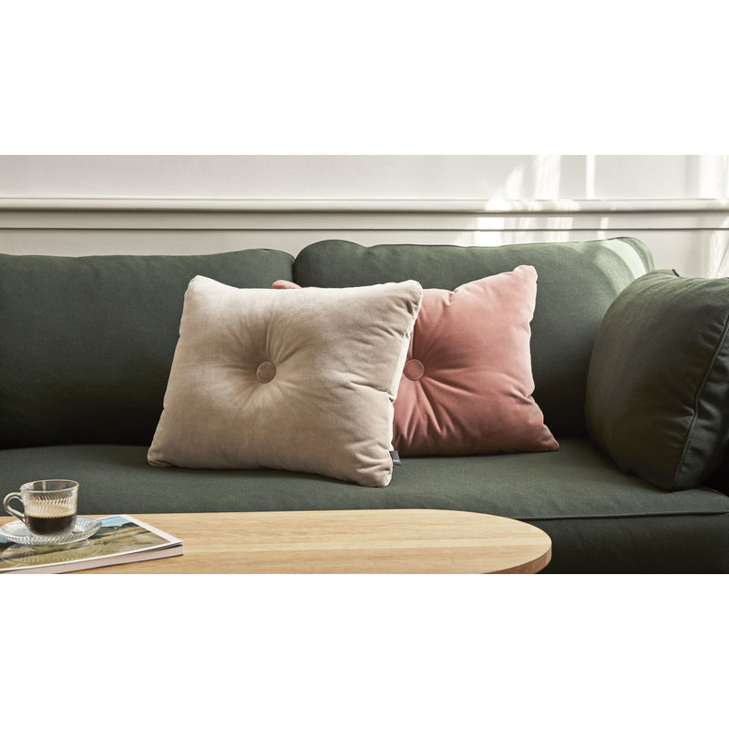 HAY-collectie Dot Cushion 1 dot SOFT Rose