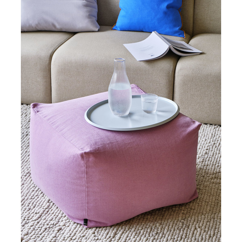 HAY-collectie Pouf Cool rose