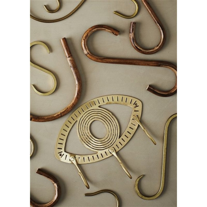 Madam Stoltz-collectie Hanging eye ornament w/hooks