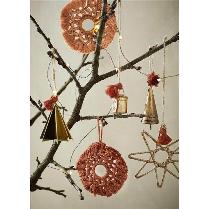 Madam Stoltz-collectie Hanging bell long