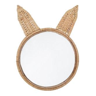 Bloomingville Mini Spiegel konijn