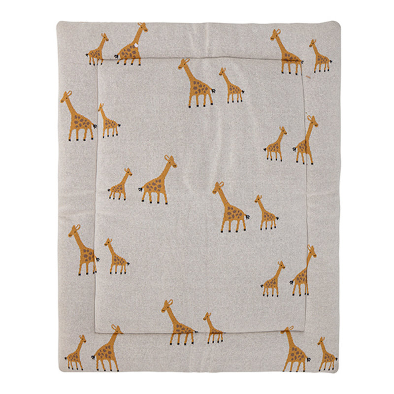 Bloomingville-collectie Play Mat, Nature, Cotton