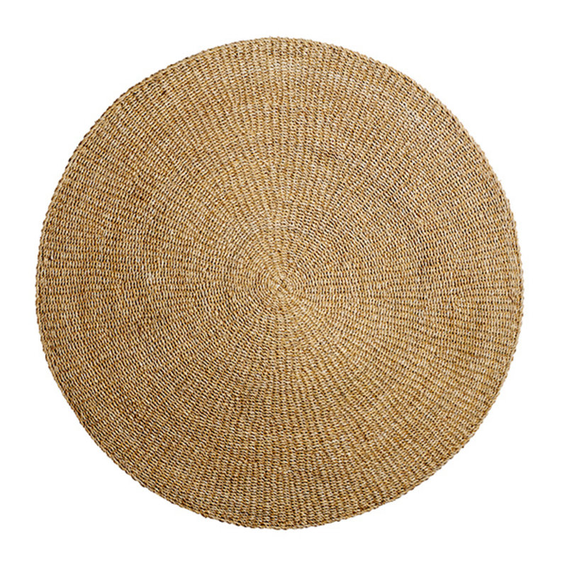 Bloomingville-collectie Rug, Nature, Seagrass