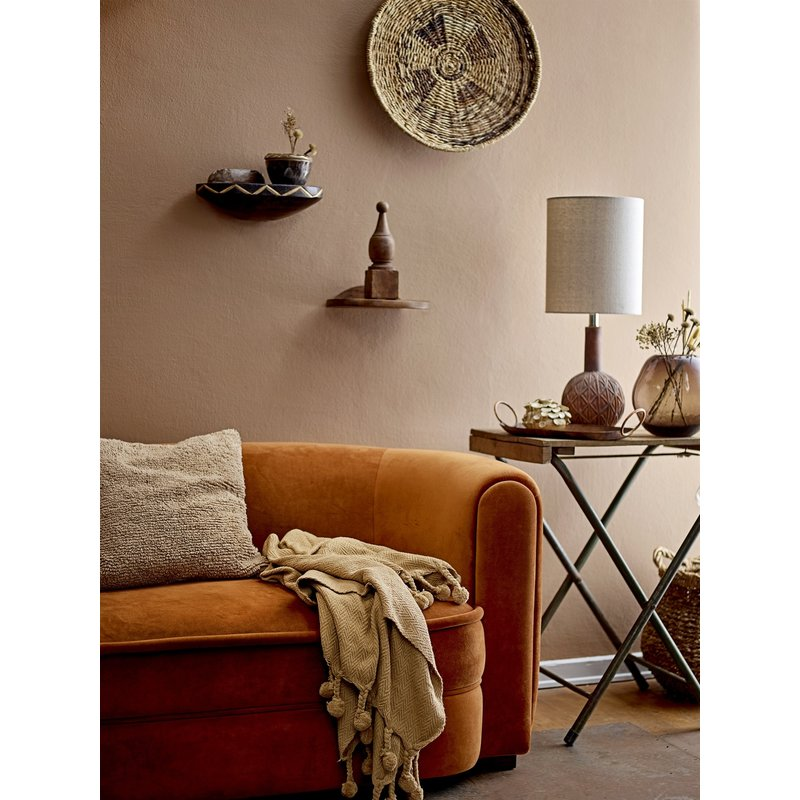 Bloomingville-collectie Wandplank gerecycled hout