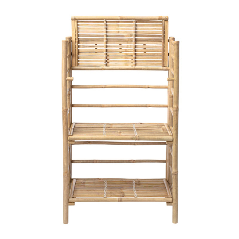 Bloomingville-collectie Bookcase, Nature, Bamboo