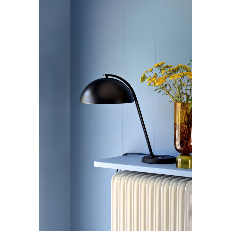 HAY-collectie Cloche lamp zwart