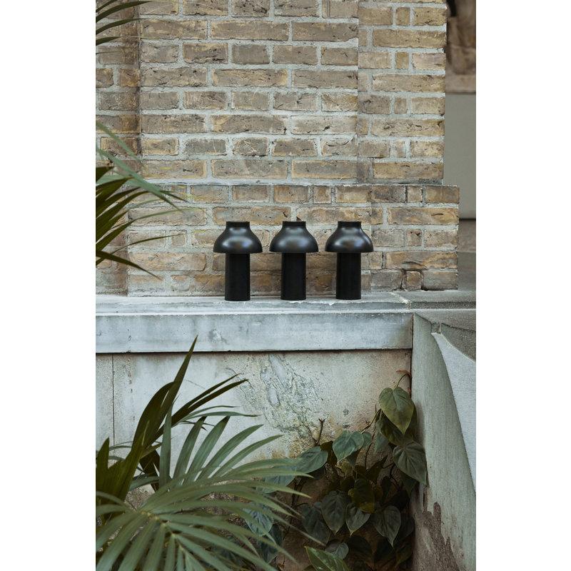 HAY-collectie PC Portable Lamp zwart