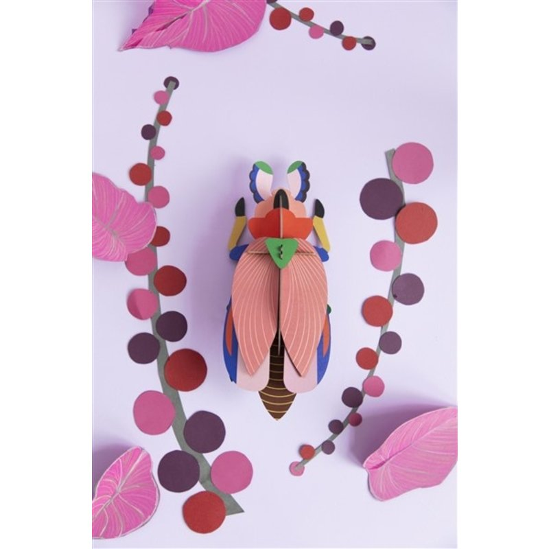 Studio ROOF-collectie Insect Giant Lady Beetle