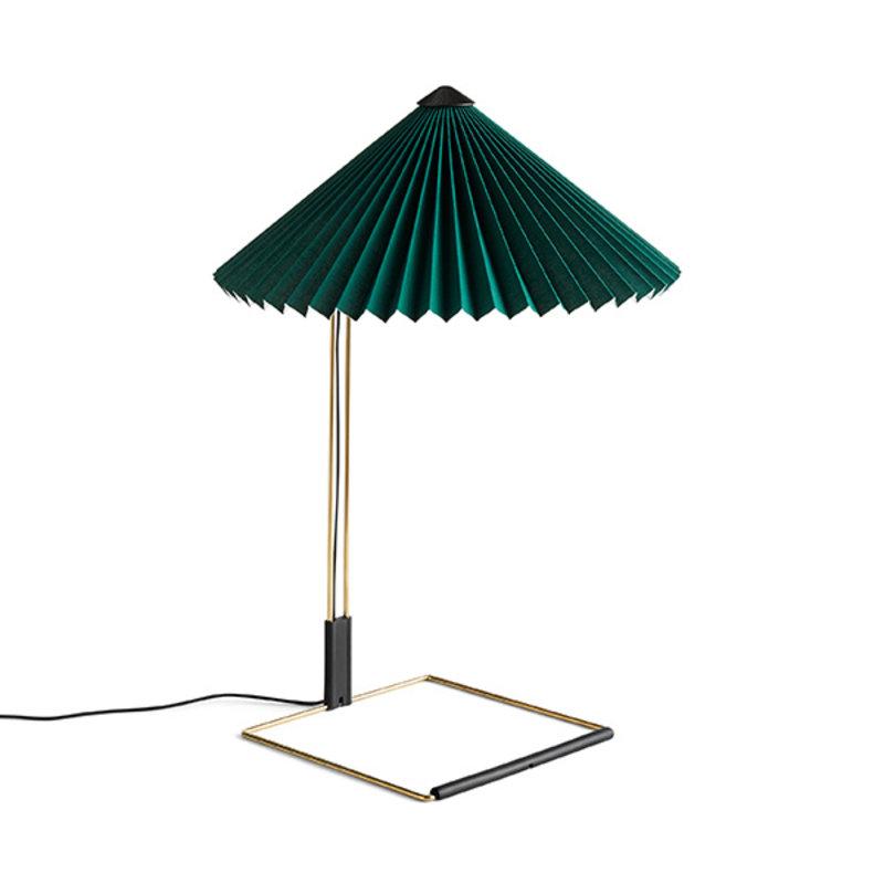 HAY-collectie Matin Tafellamp L groen