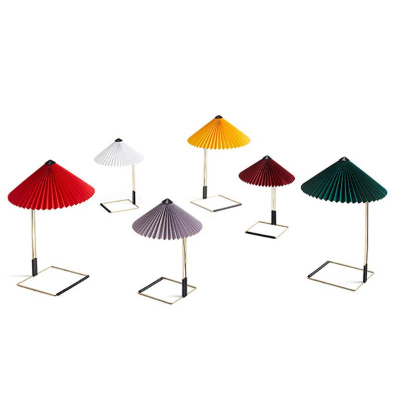 HAY-collectie Matin Tafellamp L geel