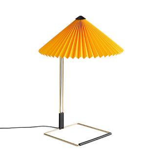 HAY Matin Tafellamp L geel