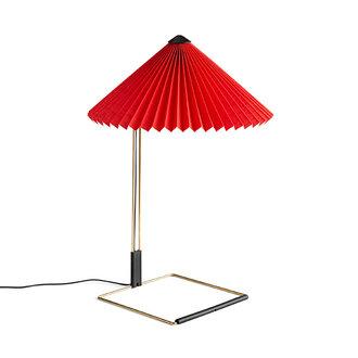 HAY Matin Tafellamp L rood