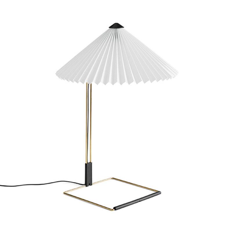 HAY-collectie Matin Tafellamp L wit