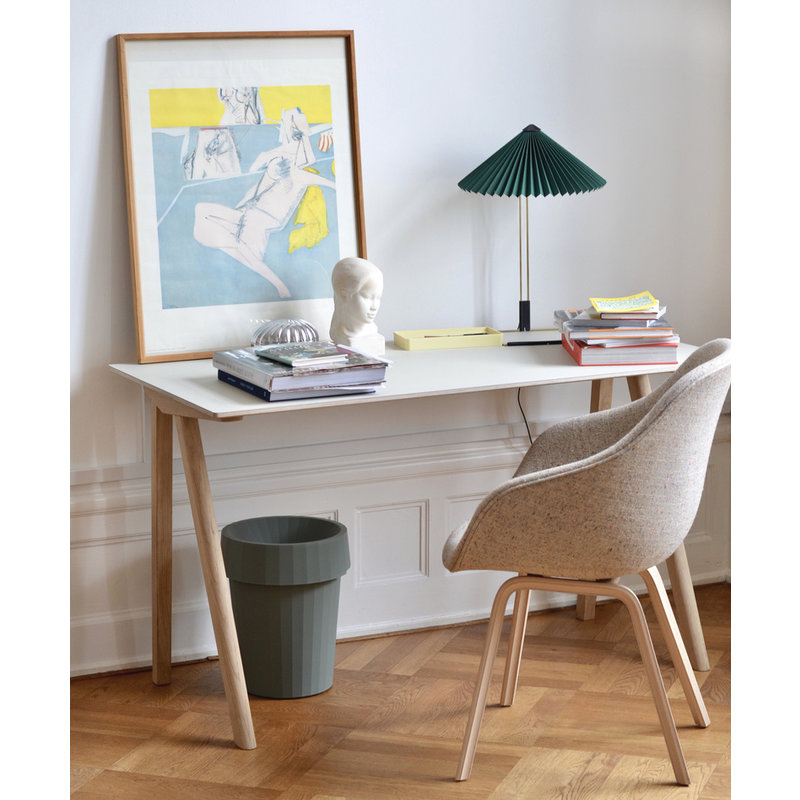 HAY-collectie Matin Tafellamp S groen