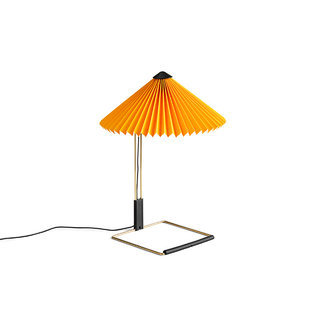 HAY Matin Tafellamp S geel