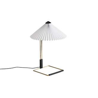 HAY Matin Tafellamp S wit